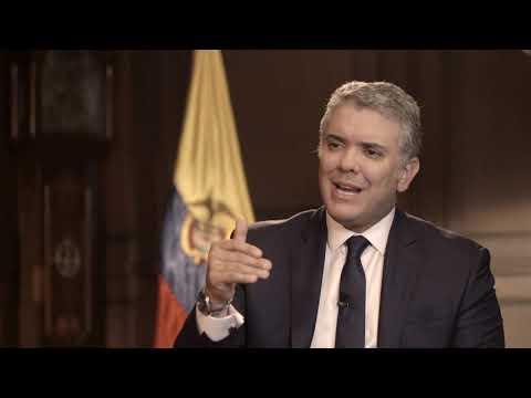 """Iván Duque sobre el ELN: """"No hay voluntad de paz"""""""