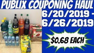 PUBLIX COUPONING | BOGO DEALS | GROCERY SHOPPING WITH COUPONS | EXTREME