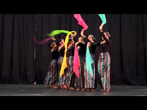 Muslim Mindanao Exotica -Kappagonor; Philippines Traditional Cultural/Folk Dance/2017 Toronto,Canada