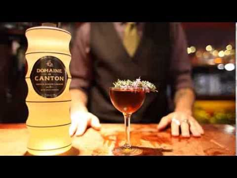 2014 Domaine De Canton Bartender Of The Year Entry