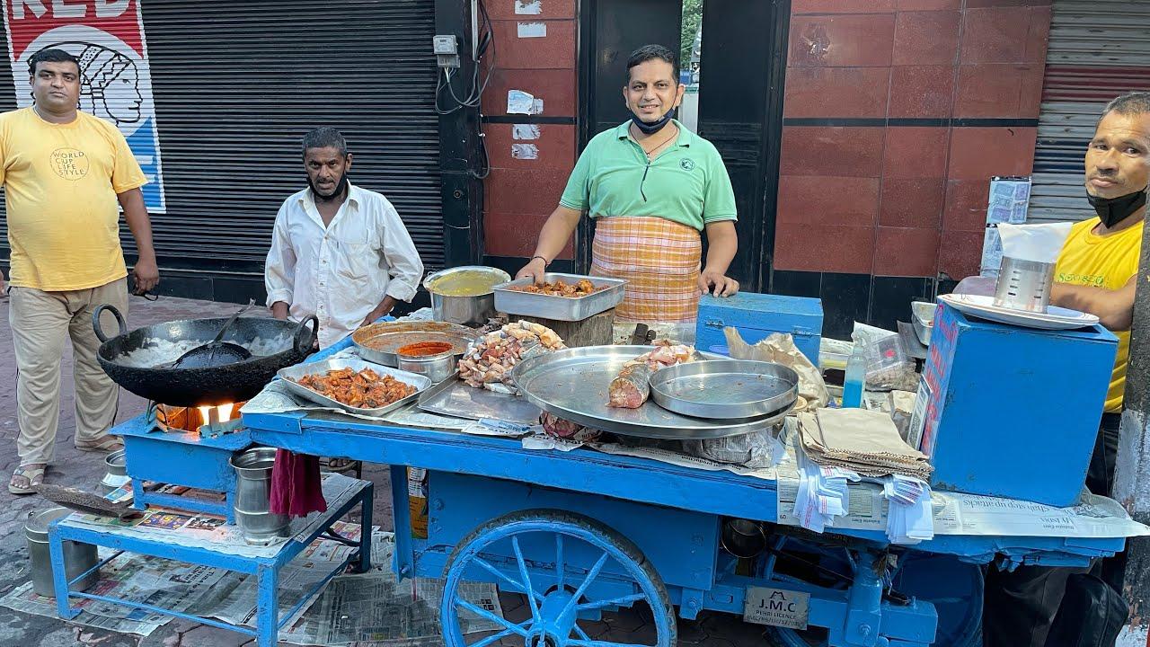 Bittoo Fish Wala selling best Fried Fish since 1949 || इसका Swad आप zindagi भर नहीं भूल पाएंगे