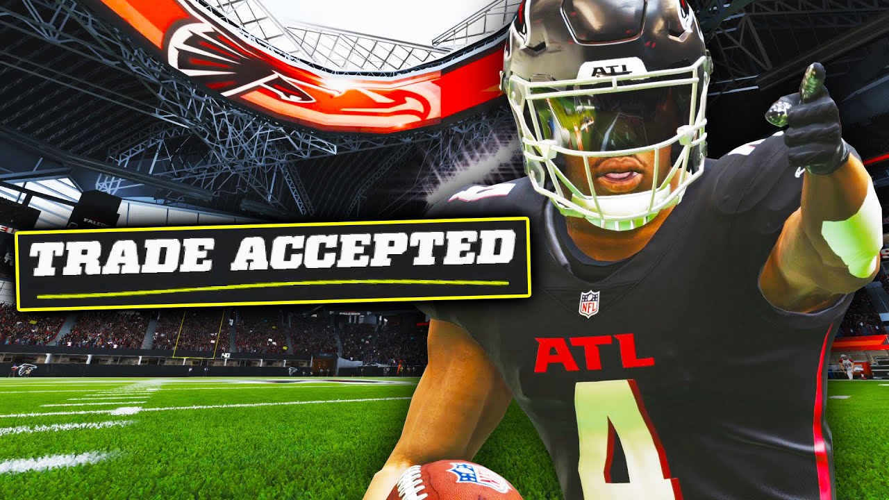 Download Our First BIG TRADE! | Madden 22 Falcons Franchise Mode Ep. 8
