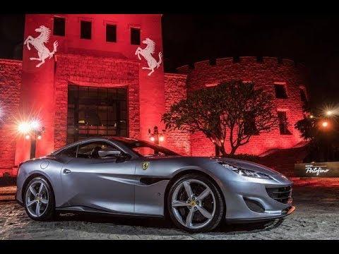 Ferrari California T Vs Portofino