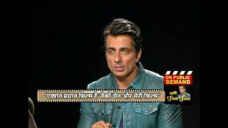 Actor Sonu Sood talks about his tryst with South Indian movies