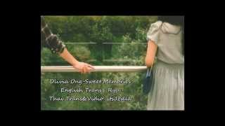 [Thai Sub] Olivia Ong - Sweet Memories