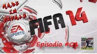FIFA14 - Modalità Carriera - #01 Finalmente si Inizia