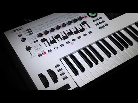 MONTAGE OS v3.5 / MODX OS v2.5 Sound Demo: Synthetic Heart