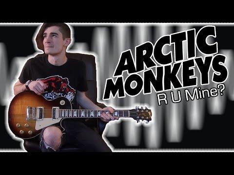 Arctic Monkeys - R U Mine? (Guitar & Bass Cover W/ Tabs)