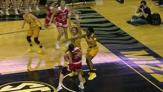 POSTGAME REPORT: An Inside Look at the 74-61 loss for MizzouWBB