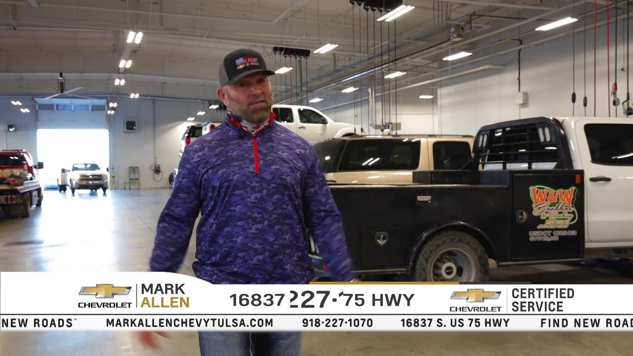 Mark Allen Chevrolet Tulsa Is A New And Used Chevrolet Dealer In Glenpool Near Bixby