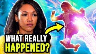 Is THIS Why Iris Takes Nora's Speed? - The Flash Season 5