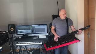 Roland AX-Edge First Day Unboxing