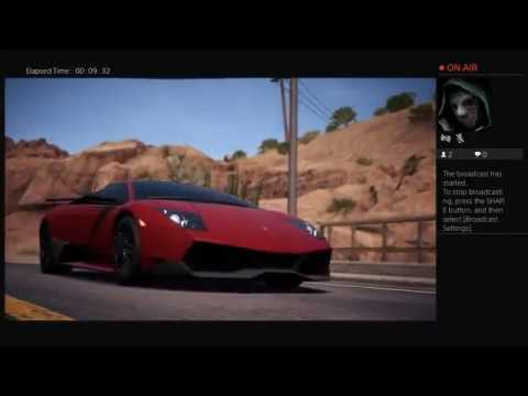 4K Uhd   Need For Speed PayBACK: Just Racing In My Red Lambo