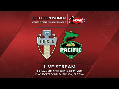 FC Tucson Women vs. FC Pacific | June 17, 2016