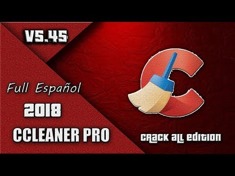 Descargar E Instalar CCleaner Pro 5.38 Full Español 2018 (MEGA-MediaFire-4Shared)