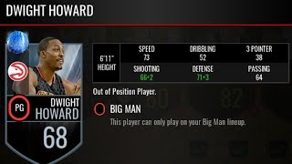WORST CARD EVER ON NBA LIVE MOBILE!!! 😷