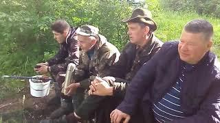 кино про рыбалку в Черняховском ООиР