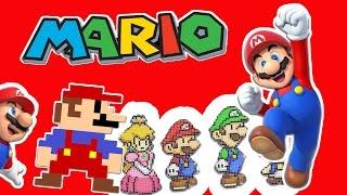 Die 10 beliebtesten Mario Spiele aller Zeiten