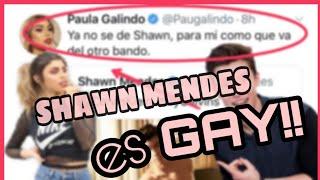 Pautips!! en polémica por decir que Shawn Mendes es G-A-Y'