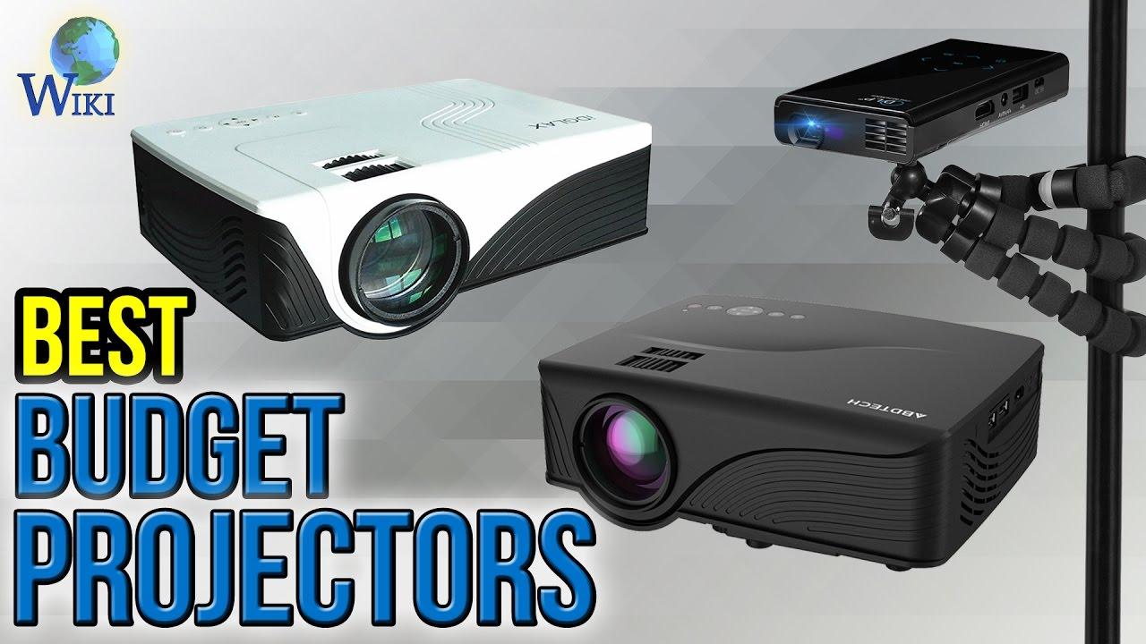 10 best budget projectors 2017 youtube