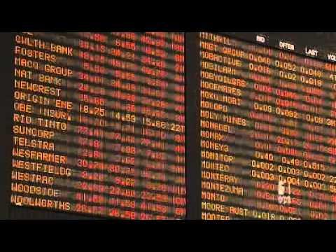 Financial markets evacuate Japan