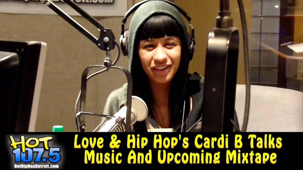 Cardi B Mixtape: Love & Hip Hop Star Cardi B Announces Upcoming Mixtape