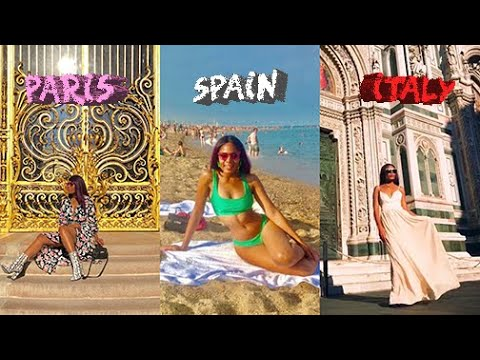 EURO TRIP 2017 VLOG   SPAIN, ITALY, AND FRANCE   THE FULL FEATURE FILM