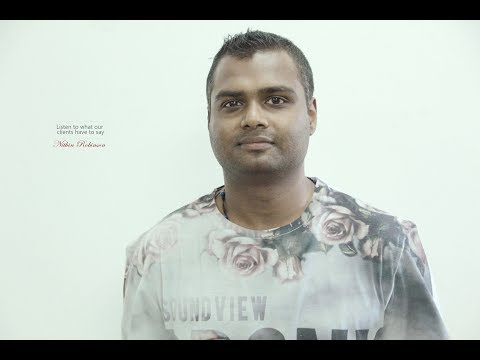 Polinsys Client Testimonial Canada Immigration, Departure to Canada, Mr Nithin Robinson