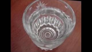 видео Как проверить качество водки в домашних условиях