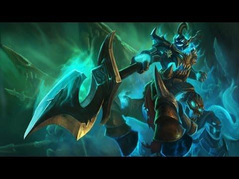 Hecarim: Art Spotlight | League of Legends
