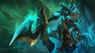 Hecarim Art Spotlight  League of Legends