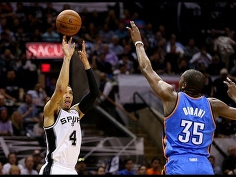 Danny Green Buries 7 Threes in Game 2