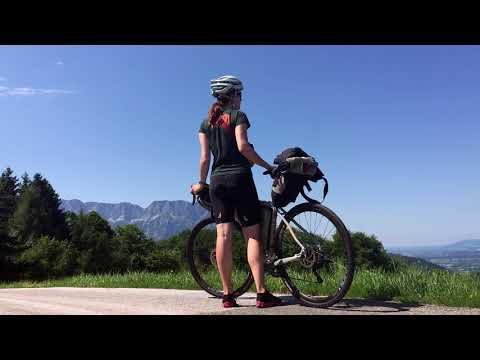 Austria, Germany, Slovakia, Czech Republic, Switzerland cycling trip
