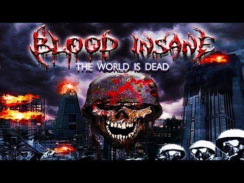 BLOOD INSANE - The World Is Dead [Full EP Album]