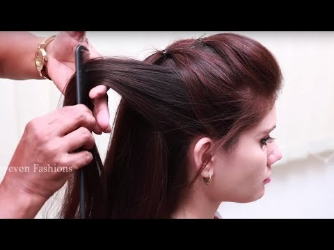 Tutorial: Simple & Easy Beautiful Hairstyle for Long Hair
