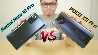 Xiaomi POCO X3 Pro VS Xiaomi Redmi Note 10 Pro - Which is the Right One for You?