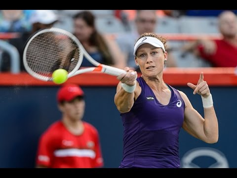 2016 Coupe Rogers First Round | Sam Stosur vs Heather Watson | WTA Highlights