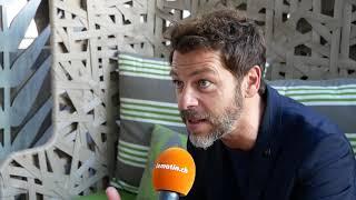 Interview - Christophe Maé: «Je fais de la musique pour la scène»