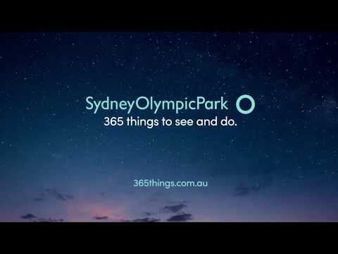 #365things In Sydney Olympic Park