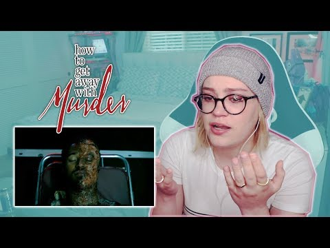 """How To Get Away With Murder Season 3 Episode 9 """"Who's Dead?"""" REACTION! (Mid-Season Finale)"""
