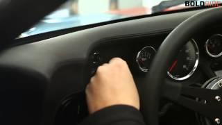 Starting up a ford gt40 with classic car club manhattan - boldride.com