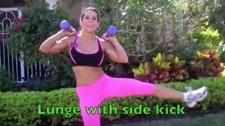 Home Workouts & Lifestyle Advice | Laura London Fitness (Fit & Fabulous At Any Age)