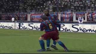 PES 5 Barcelona-Real Madrid