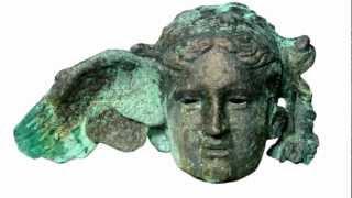 3D Printed Head of Hypnos, God of Sleep