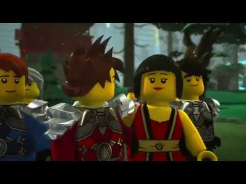 LEGO Ninjago-Fight Song cover by Alex Goot