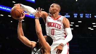 Every Russell Westbrook block from the 2019-20 NBA season so far. SUBSCRIBE to get everything Rockets: http://bit.ly/33uhaup.