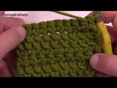 Double Crochet Link Stitch - dclink