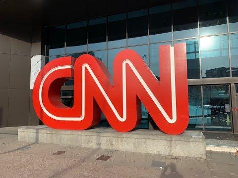 CNN Headquarters Studios Tour Atlanta, GA