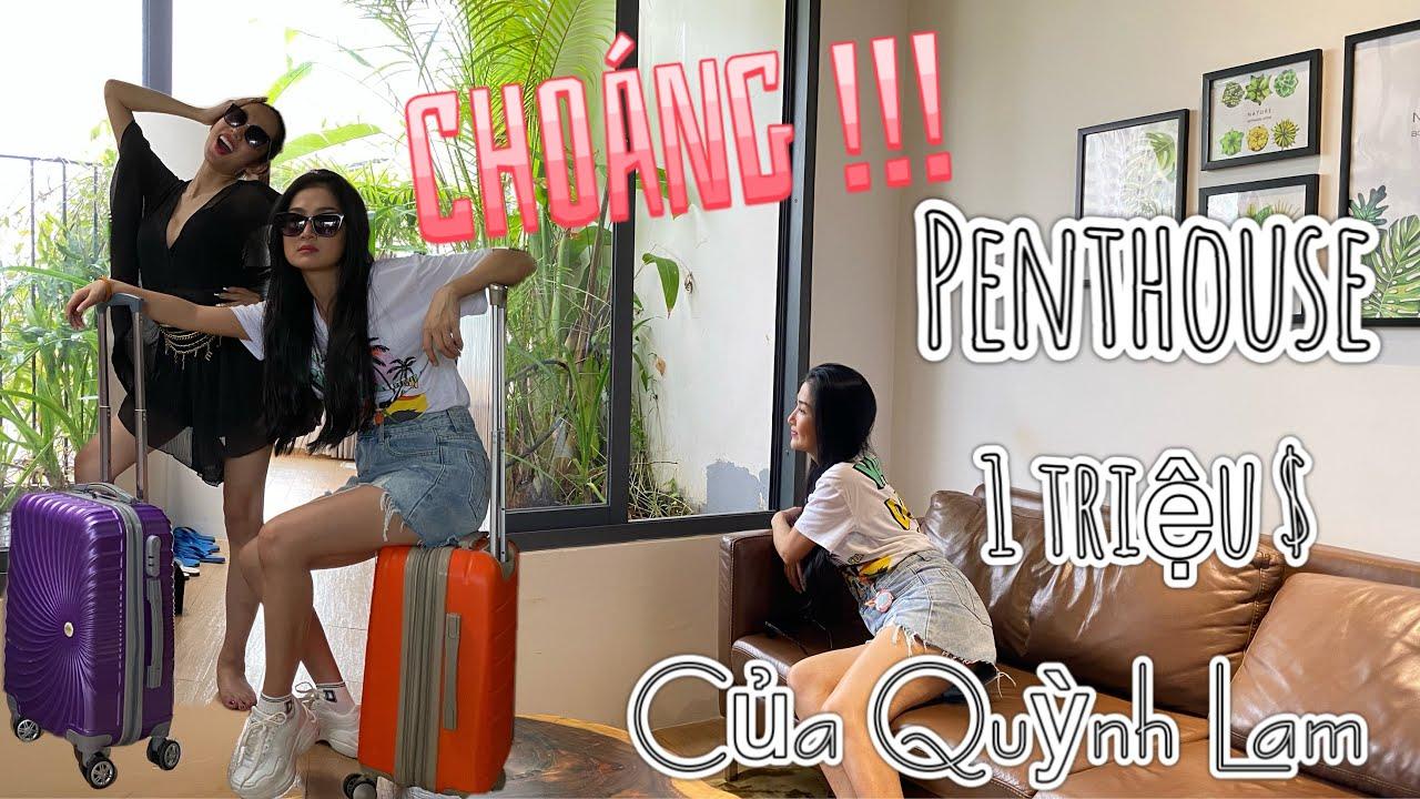 #1 Lương Mỹ Kỳ choáng váng căn hộ Penthouse của Quỳnh Lam