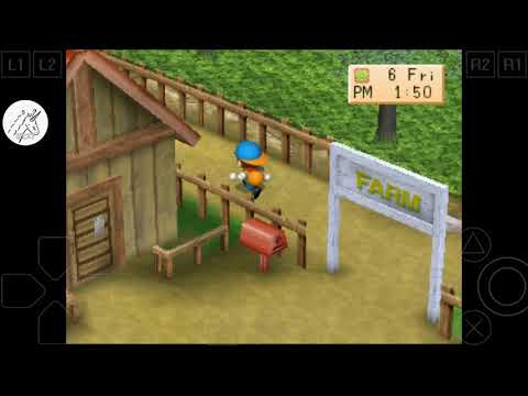 Harvest Moon | Back To Nature (ePSXe on android) #3